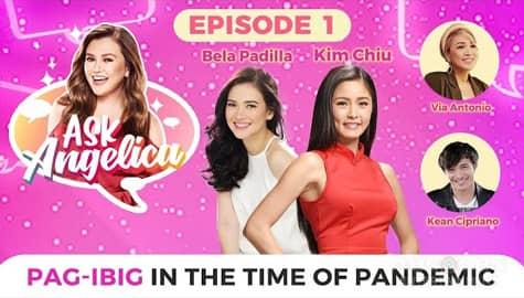 Ask Angelica: Kim Chiu, Bela Padilla, Kian Cipriano & Via Antonio Image Thumbnail