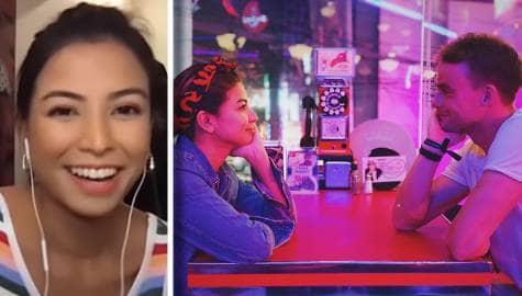 Ask Angelica: Glaiza, first time na magka-boyfriend ng hindi Filipino Image Thumbnail