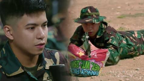 A Soldier's Heart: Ang pagsabak ni Michael sa training Image Thumbnail