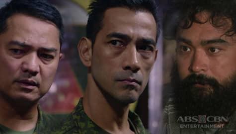 A Soldier's Heart: Saal, naisahan ang mga sundalo Image Thumbnail