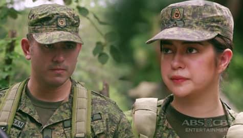 A Soldier's Heart: Lourdes, pinagsabihan si Alex Image Thumbnail