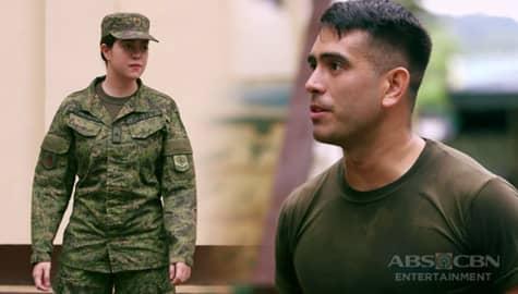 A Soldier's Heart: Lourdes, sinuntok sa tyan si Alex Image Thumbnail