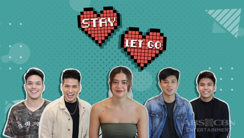 Stay or Let Go Challenge with the stars of A Soldier's Heart Image Thumbnail