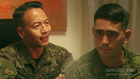 A Soldier's Heart: Alex, determinadong makasama sa intelligence unit Image Thumbnail