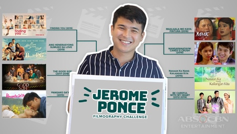 Jerome Ponce's all-time favorite teleserye Image Thumbnail