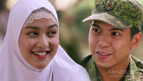A Soldier's Heart: Isabel, sinagot na si Michael Image Thumbnail