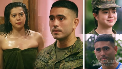 10 'love-hate' moments of Alex and Lourdes in A Soldier's Heart | Kapamilya Toplist Image Thumbnail