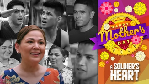 8 times Minda showed how devoted a mother is to her children Alex and Elmer in A Soldier's Heart