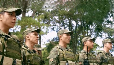 A Soldier's Heart: Jethro, Michael, Benjie, Abe, Phil at iba pang mga sundalo, sumabak na sa kanilang misyon Image Thumbnail