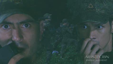 A Soldier's Heart: Alex at ang kanyang mga kasamahan, kasalukuyang lumalaban para sa bayan Image Thumbnail