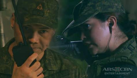 A Soldier's Heart: Raul, nakaisip ng paraan para lumapit sa kanila ang kalaban Image Thumbnail