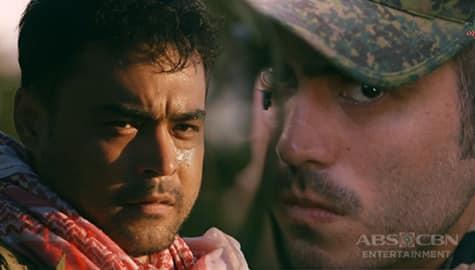 A Soldier's Heart: Saal, sinabing wala dapat gumalaw sa kapatid niyang si Alex Image Thumbnail