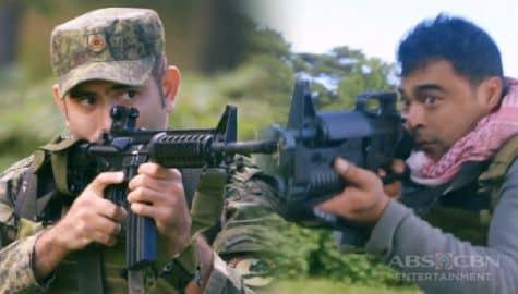 A Soldier's Heart: Ang muling paghaharap nina Saal at Alex Image Thumbnail