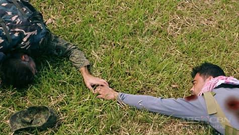 A Soldier's Heart: Alex at Saal, sabay na binawian ng buhay Image Thumbnail