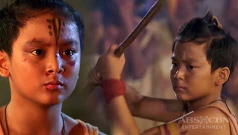 Bagani: Lakas, gusto maging isang magiting na mandirigma paglaki niya Image Thumbnail
