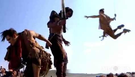 Bagani: Lakas, mag-isang hinarap ang mga kalaban Image Thumbnail
