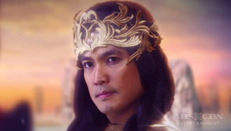 WATCH: Diether Ocampo's comeback on Philippine TV as Apo | Bagani Image Thumbnail