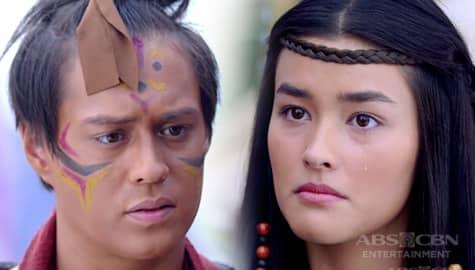Bagani: Lakas, aaminin na nga ba ang kanyang tunay na nararamdaman kay Ganda? Image Thumbnail