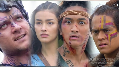 Bagani: Lakas, Dumakulem at Ganda, buong tapang na nilabanan si Sarimaw! Image Thumbnail