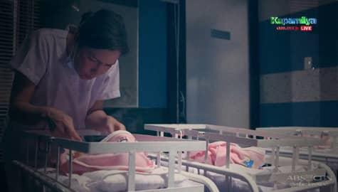 Diana, pinagpalit ang mga bata sa loob ng nursery room | Bagong Umaga Thumbnail