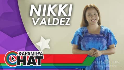 Nikki Valdez for Bagong Umaga