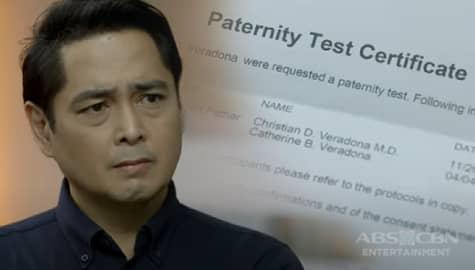 Ian, nalaman na hindi niya tunay na anak si Cai | Bagong Umaga Image Thumbnail