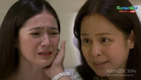 Cai, humingi ng tawad sa mga kasalanan nagawa niya kay nanay Monica   Bagong Umaga Image Thumbnail