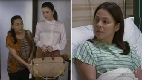 Maggie, dinala kay Monica ang mga gamit ni Cai | Bagong Umaga Image Thumbnail