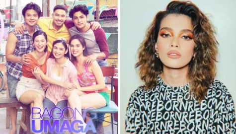 "LYRIC VIDEO: ""Bagong Umaga"" performed by KZ Tandingan"