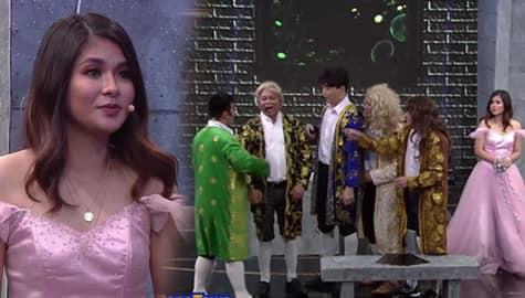 Loisa Andalio bilang isang prinsesa sa Banana Sundae Image Thumbnail
