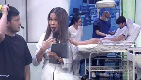 Banana Sundae: Makulit na pangyayari sa loob ng hospital Image Thumbnail