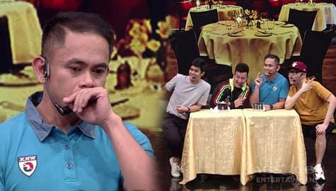 Banana Sundae: Jayson, mukhang may gustong sabihin sa barkada Image Thumbnail