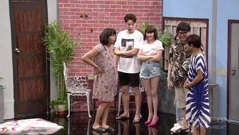 Banana Sundae: Killer Neighbor Image Thumbnail