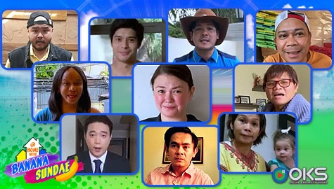 At Home With Banana Sundae - Episode 1 | Online Kapamilya Shows Image Thumbnail