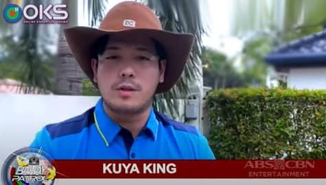 Bahay Patrol: Kuya King, may balita sa lagay ng panahon! Image Thumbnail