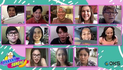 At Home with Banana Sundae Episode 4 | Online Kapamilya Shows Image Thumbnail