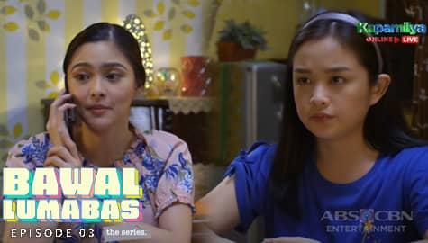 Bawal Lumabas: Ruby, nakaramdam ng pangungulila kay Emerald | Episode 3 Image Thumbnail