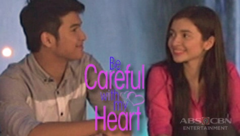 Be Careful With My Heart: Jonie, inamin kay Luke na NBSB siya Thumbnail