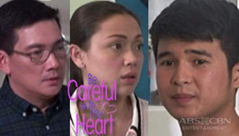 Be Careful With My Heart: Maya and Ricky catch Luke off-guard Thumbnail