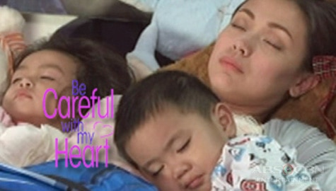 Be Careful With My Heart: Maya, hindi tinabihan sa pagtulog si Ser Chief Thumbnail