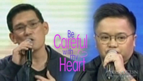 Be Careful With My Heart: Richard Yap sings Side A hits with Ice Thumbnail