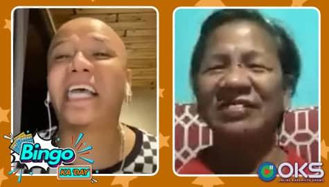'Kamukha ni Kiray 'yung bola!' Nanay Emma, masayang nakipagbiruan kay Wacky Kiray | Bingo Ka 'Day Thumbnail