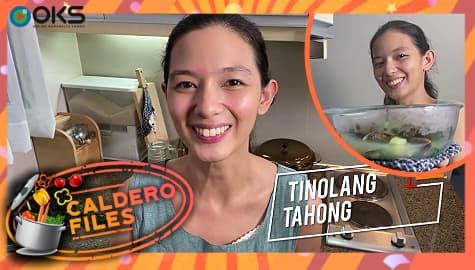 Caldero Files: Jennica Garcia-Uytingco's Tinolang Tahong recipe Thumbnail