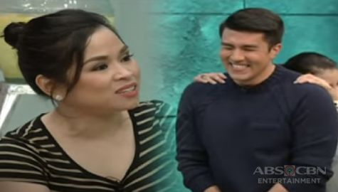 WATCH: Luis Manzano meets Angel Locsin's impersonator on Celebrity Playtime Thumbnail