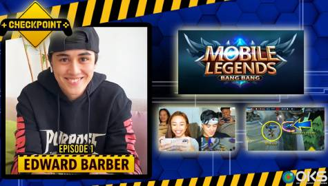 Checkpoint: Mobile Legends with Edward Barber | Episode 1 Thumbnail