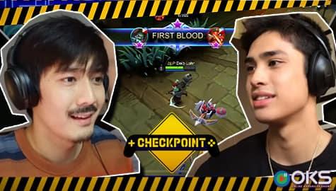 Checkpoint Episode 2 Teaser: Robi Domingo and Donny Pangilinan | Online Kapamilya Shows Image Thumbnail