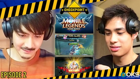 Checkpoint: Mobile Legends with Robi Domingo and Donny Pangilinan | Full Episode 2