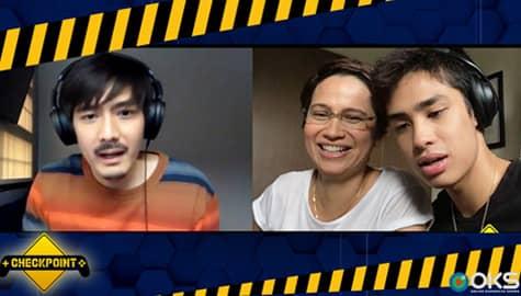 Checkpoint: Mommy Maricel, nag-react sa pagkakahilig ng mga kabataan sa Mobile Legends Image Thumbnail