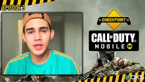 Checkpoint: Call Of Duty with Iñigo Pascual | Full Episode 3 Image Thumbnail