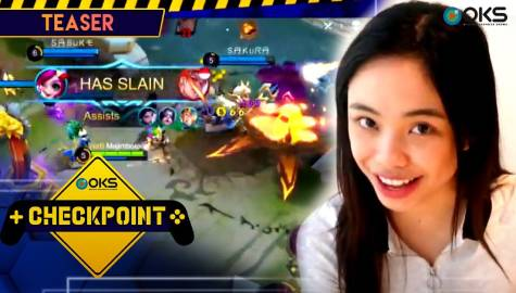 Checkpoint with Maymay Entrata | Episode 5 Teaser Image Thumbnail